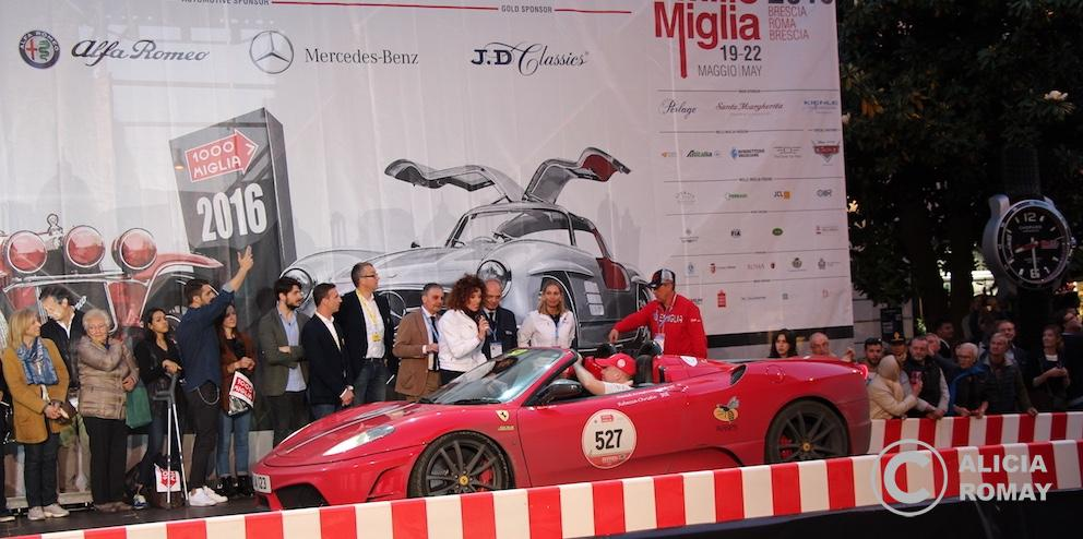 El primer Ferrari