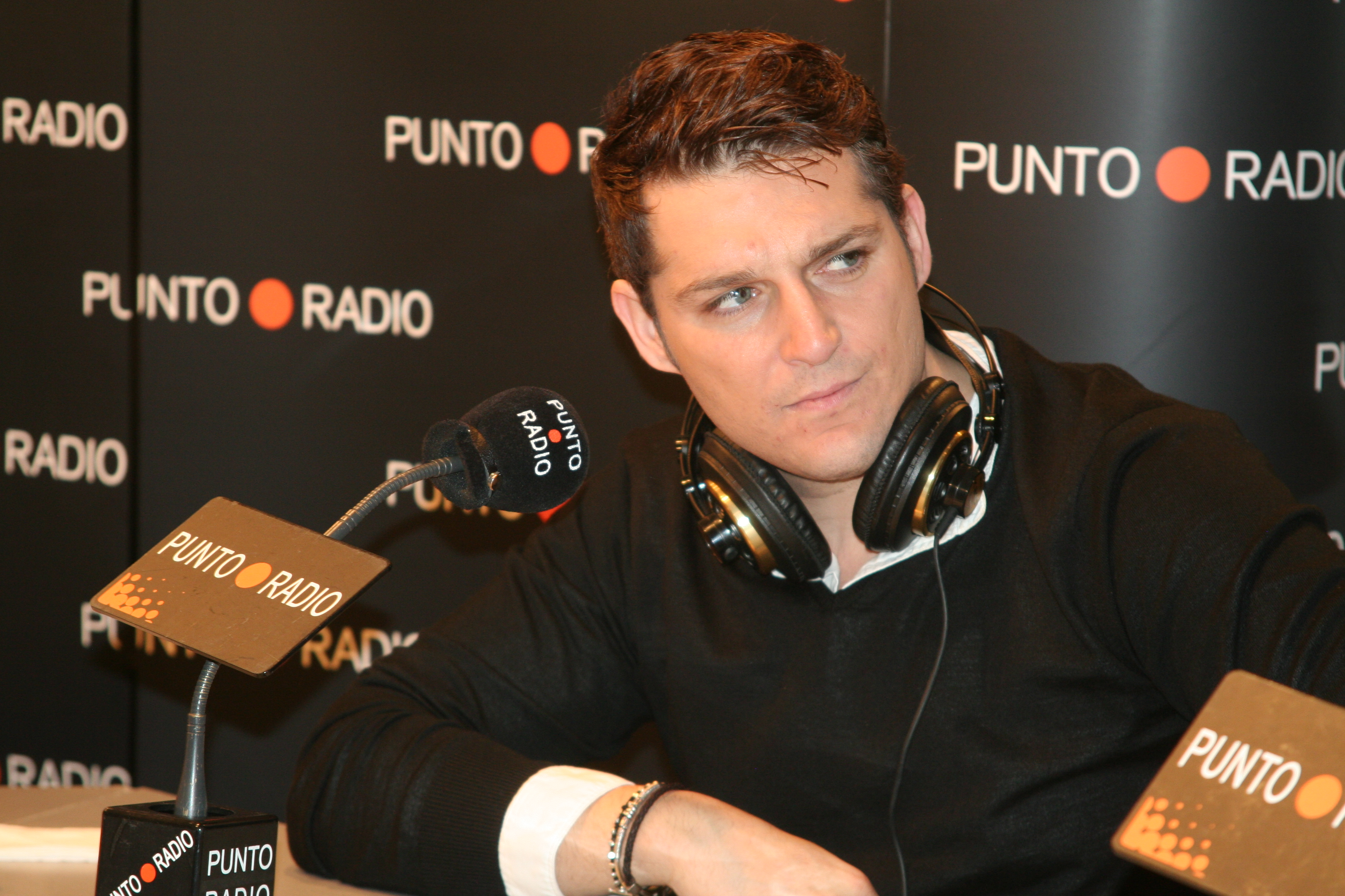 Manu Tenorio en Punto Radio